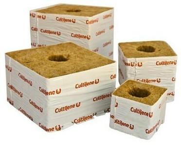 Dealzer 3 x 3 x 3 Cultilene Rockwool Blocks