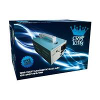 Dealzer 1000W Crop King Magnetic Ballast MH/HPS 120/240V