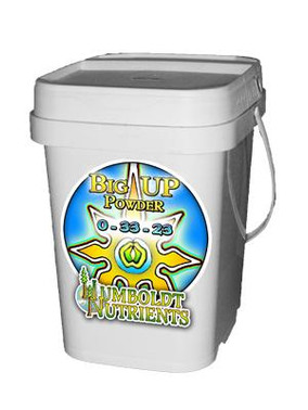 Humboldt Nutrients Big Up Powder - 20 lb - Humboldt Nutrients