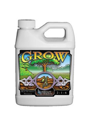 Humboldt Nutrients Grow - 32 oz - Humboldt Nutrients