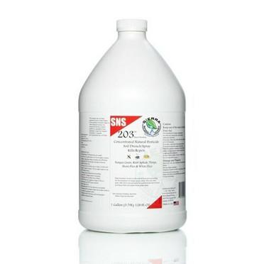 SNS SNS 203 Pesticide Concentrate 1 Gallon