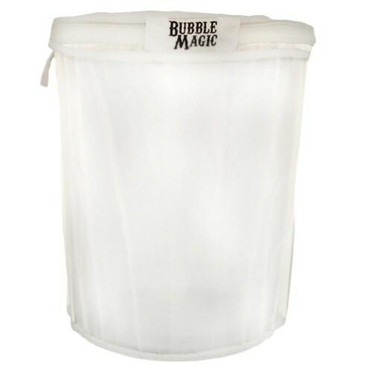 Dealzer 5 Gallon 220 Micron Zipper Washing Bag