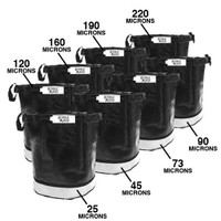 Dealzer 5 Gallon Bubble Magic Extraction Bags set of 8