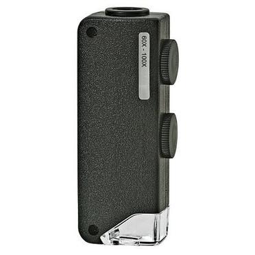 Dealzer Gro1 LED Pocket Microscope 60x-100x