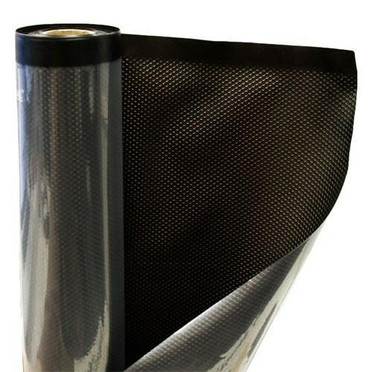 Dealzer Vacuum Seal Bags 11in x 19.5ft Black and Clear