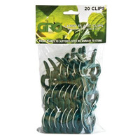 Dealzer Gro1 Large Plant Clips - 20 pack