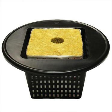 Dealzer 6 Square Mesh Pot Bucket Lid