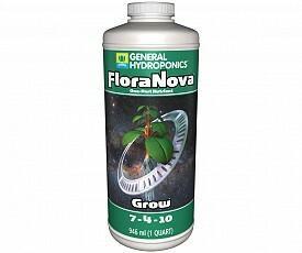 General Hydroponics Flora-Nova Grow 1 QT