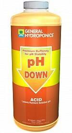 General Hydroponics pH Down General Hydroponics