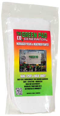Green Pads Co2 System Generator