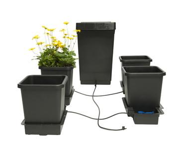 Dealzer AutoPot 4-Pot Standard Hydroponics System 3.9 gal Pots