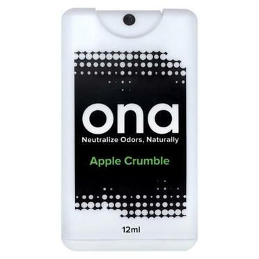 Ona Apple Crumble Spray Card - 12 ml Cs