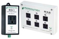 Agrowtek RX6 Six Relay Outlet 15A/120V