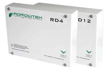 Agrowtek RD12 Twelve Dry-Contact Relays 24VDC/120VAC/5A