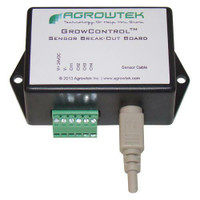 Agrowtek Sensor Cable Break-Out Board - Sensor Cable to Terminal Block