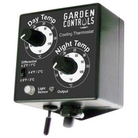 Grozone Garden Controls Cooling Thermostat 12/Cs