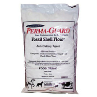Perma Guard Diatomaceous Earth Fossil Shell Flour Food Grade 2 lb Cs