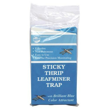 Sticky Thrip Leafminer Trap 5/Pack Cs