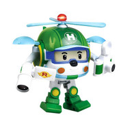 Robocar Poli Deluxe Transformer Toy - Helly, Heli