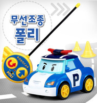 Robocar Poli Wireless Remote Control RC Car - Poli
