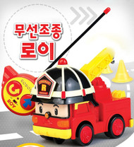 Robocar Poli Wireless Remote Control RC Car - Roy