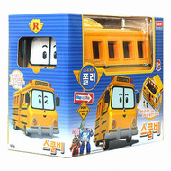 Robocar Poli Big-Sized School-Bi Bus