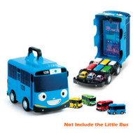 The Little Bus Mini Car Carrier Storage Toy