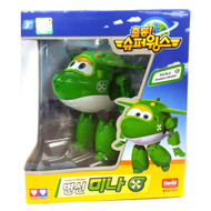 Super Wings - MINA Transforming Submarine Air-Plane Toys Figures