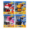 Super Wings4 Pcs Set (Hogi, Donnie, Ari, Jerome) Transforming Plane Toys