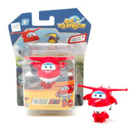 Super Wings Mini - Hogi Jett Transforming Plane Toys Figures