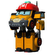 Robocar Poli Transformer Robot Toy - Mark