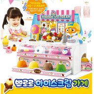 Pororo & Friends - Pororo Ice Cream Store Play Set