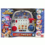 Super Wings Season 2 - Commander Control Tower Play Set
