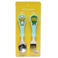 Kakao Friends - Character Spoon Fork Set (TUBE)