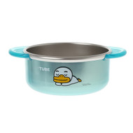 Kakao Friends - Safety Handle Non Slip Rice Bowl (TUBE)