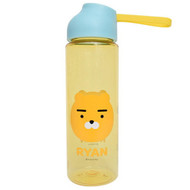 Kakao Friends - Color Berry Handle Water Bottle 500ml (RYAN)