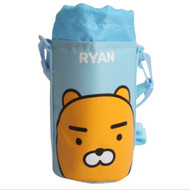 Kakao Friends - Face Water Bottle Bucket Pocket (RYAN)