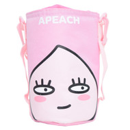 Kakao Friends - Face Water Bottle Bucket Pocket (APEACH)