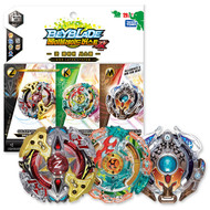 Beyblade Burst Booster B-90 3 on 3 Battle Booster Set