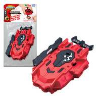 Beyblade Burst B-88 Bey Launcher LR Dual Spin Red