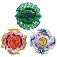 Beyblade Burst Super-Z B-121 Triple Booster Set