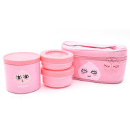 Kakao Friends - Bag Keeping Warm Lunch Box Set (M) (Apeach)