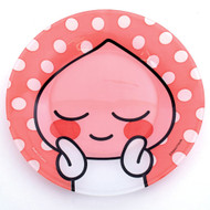 Kakao Friends - Candy Glass Plate (Apeach)