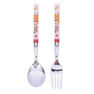 Kakao Friends - Picnic Simple Spoon Fork Set (RYAN)