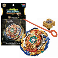 Beyblade Burst GT Starter B-139 Wizard Fafnir.Rt.Rs Sen with Light L Bey Launcher - Takara Tomy Original Box