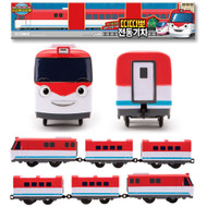 Titipo and Friends Train Series - Titipo Electric Train (Titipo Train @ Titipo Electric Train)