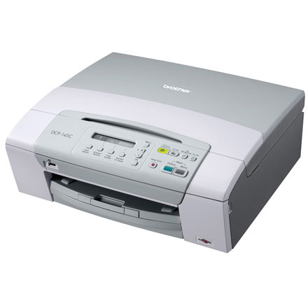 BROTHER DCP 145C PRINTER