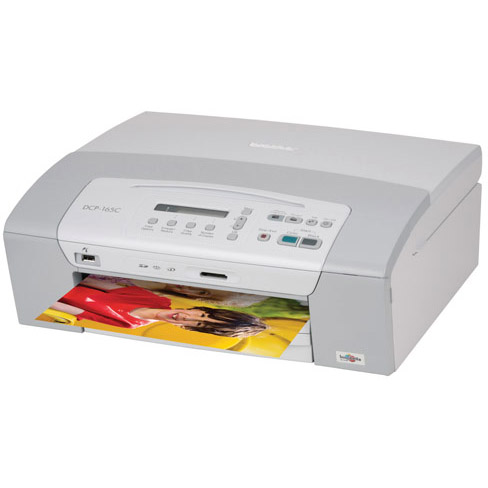 BROTHER DCP 165C PRINTER