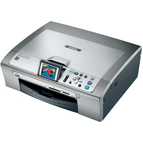 BROTHER DCP 750CW PRINTER