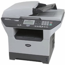BROTHER DCP 8080DN PRINTER